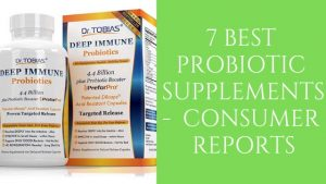 Best Probiotic Supplements - Consumer Reports