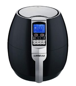 GoWISE USA 3.7-Quart Programmable 8-in-1 Air Fryer