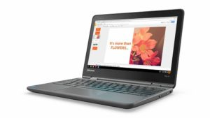 Lenovo Flex 11 Chromebook
