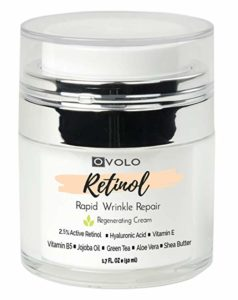 Retinol Cream Moisturizer for Face and Eye Area