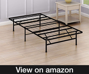 Simple Houseware - Best Price Mattress Twin Bed Frame