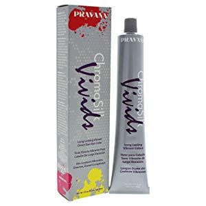 Pravana Chromasilk hair dye