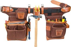 Occidental Leather 9855 Tool Bag Set