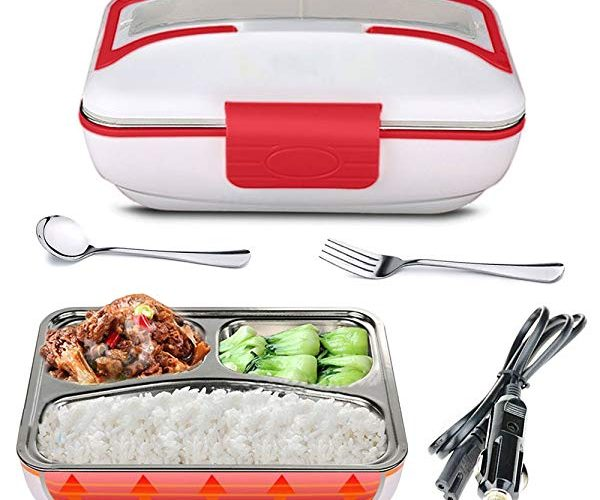 YOUDirect electric heated lunch box