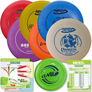 Top 6 Best Disc Golf Discs in 2019 - Reviews and Buying Guide