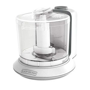 Black + Decker HC306 1.5 Cup Electric Food Chopper – Best 1.5 Cup Mini Food Processor