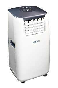 NewAir AC-14100H 14,000 BTU Portable Air Conditioner Plus Heater with Energy Efficiency Boosting Function