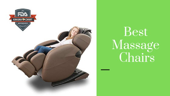 9 Best Massage Chairs Consumer Reports 2020