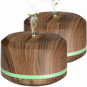 Diffusers for Essential Oil 2 Pack