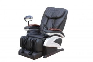 Electric Full Body Shiatsu Massage Chair Recliner Stretched Foot Rest 06