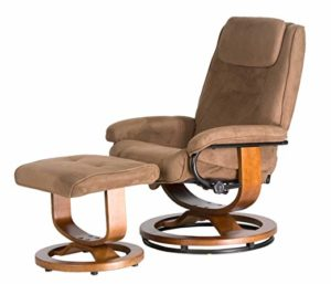 Relaxzen Deluxe Leisure Recliner Chair