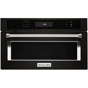 KitchenAid KMBP107EBS Built-in Microwave Oven