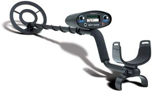 Bounty Hunter deep sea metal detector