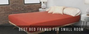 durable and reliable bed frames for flats and small apartments