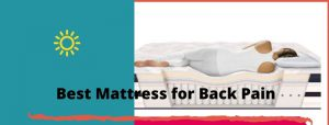 Mattress toppers to relieve back pain